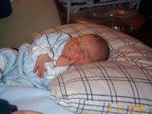 My Sweet Little Logan A Few Days Old
