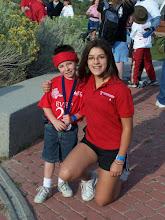 Logan And Tesch American Diabetes Association Youth Ambassadors