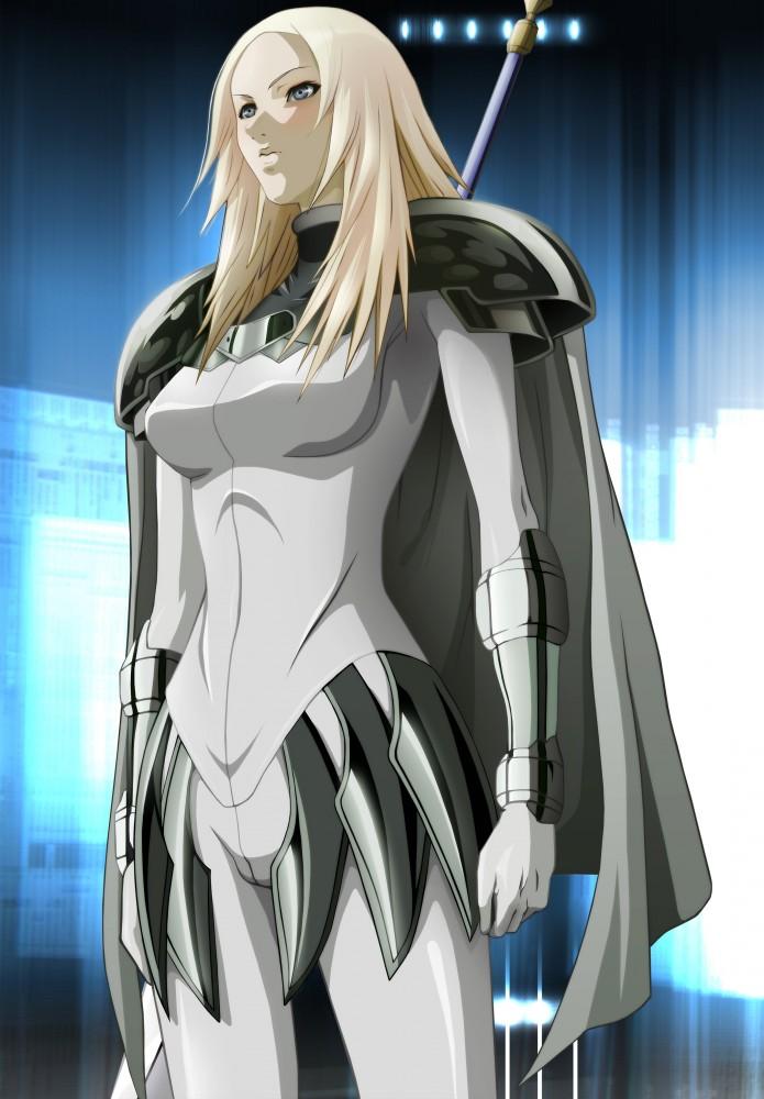 IMG Animes: Claymore