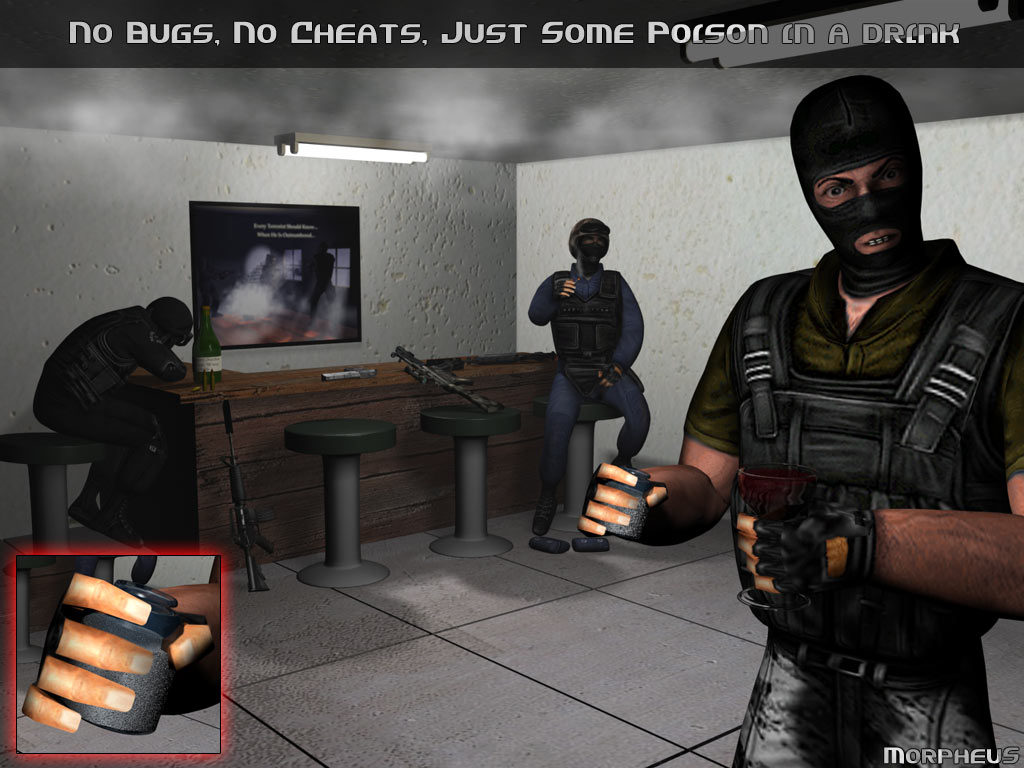 Information About Window Frame Counter Strike Wallpaper Funny