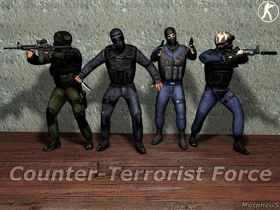 Counter Strike Wallpaper Counter Terrorist Team 1024 X 768