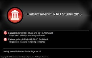 Codegear Rad Studio 2010 Architect License