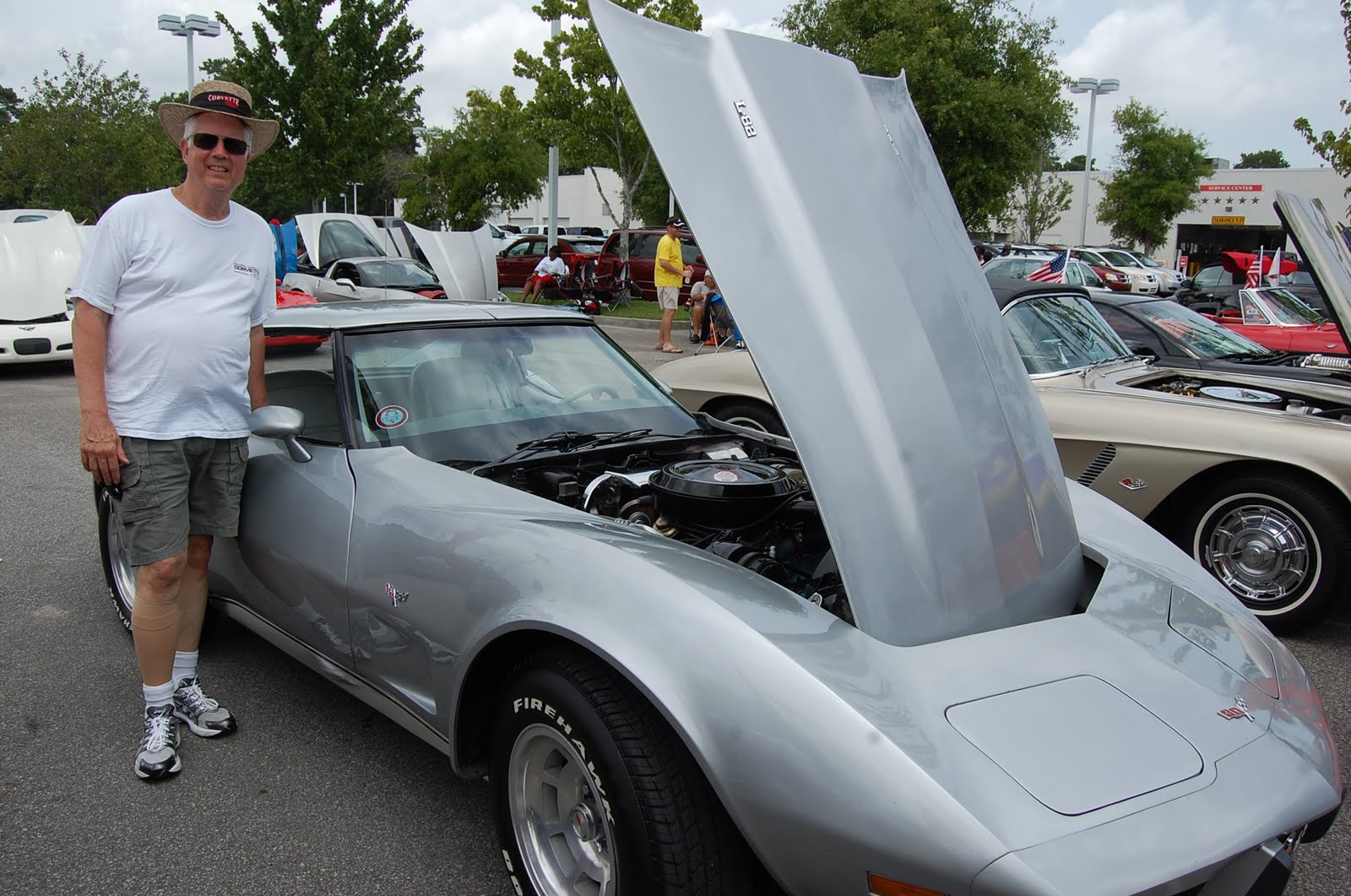 rick hendrick chevrolet charleston news port city corvette club show. Cars Review. Best American Auto & Cars Review
