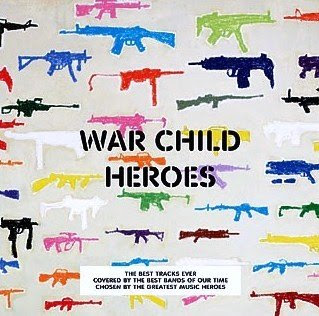 War Child Heroes album cover