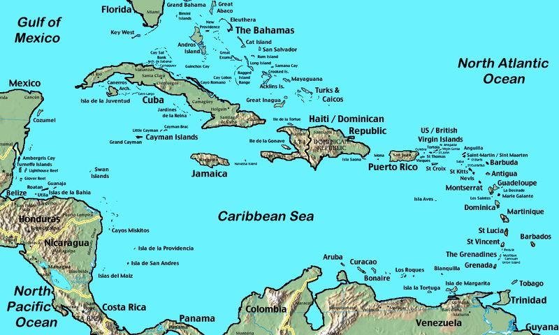 economy of the carribean A sometimes overlooked region, the central america and caribbean economy is  very important to the global economy there is quite a bit.