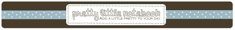 Pretty Little Notebook