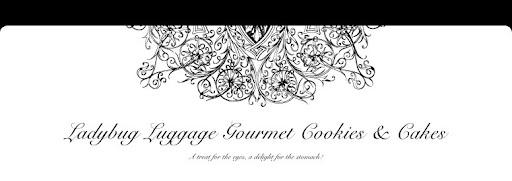 Ladybug Luggage Gourmet Cookies & Cakes