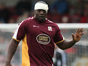 He's no slimmer since leaving Northampton