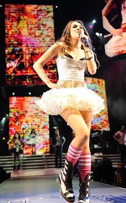 Miley Cyrus on Miley Cyrus Uruguay  Miley Cyrus Y Lian Concierto En Los   Ngeles