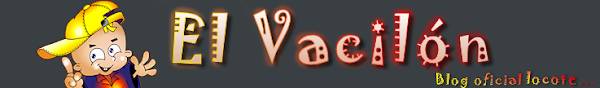El Vacilón - Se Recomienda Usar Firefox Para Visualizar Correctamente