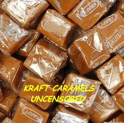 kraft caramels description