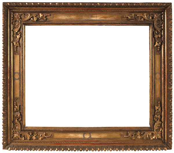 Glasses Frame History : Cork Board: History of the frame in Art