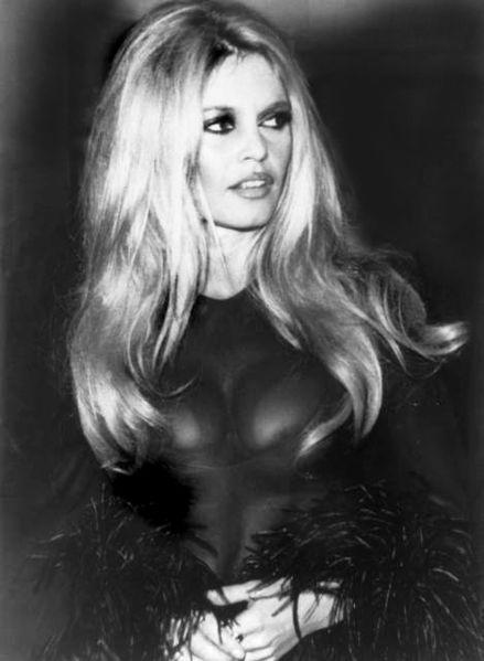 Brigitte Bardot Same hairstyle and. Brigitte Bardot