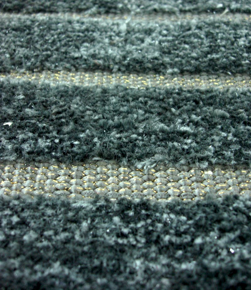 100% Cotton Flat Weave Blue and White Rug Striped 2 X 3: Amazon