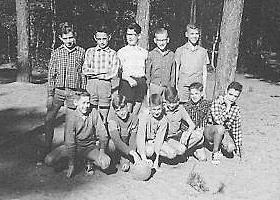 Klassenfoto's uit de jaren 50.... Kijk of je er óp staat...