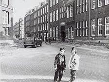 ...kinderen uit onze jeugd bij de Fagelstraat...