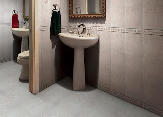 Bathroom on Bathroom