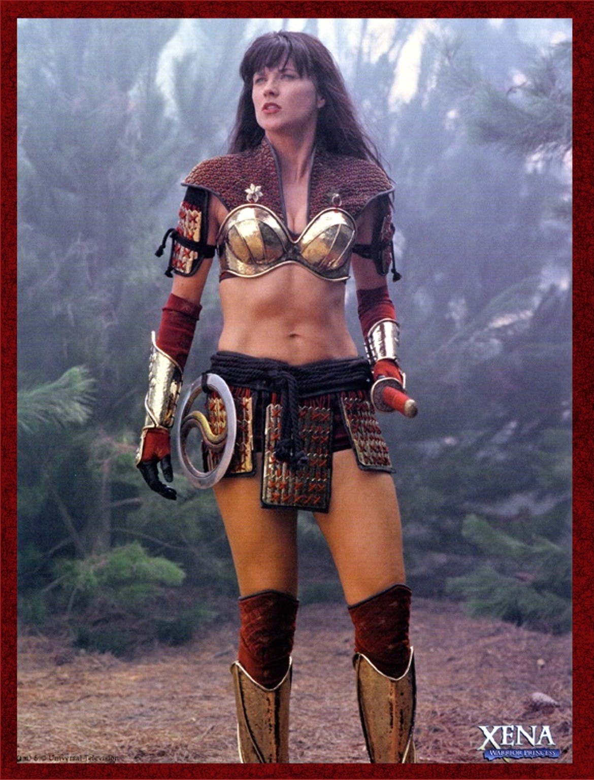 Xena: warrior princess topless xxx thumbs