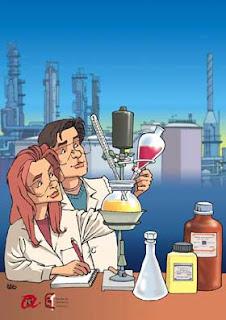 La Quimica y sus Ramas