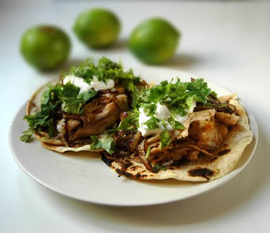 Chicken Tacos