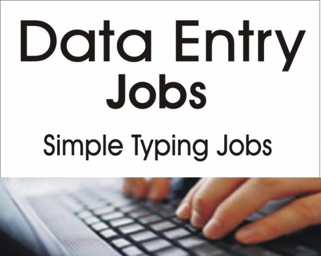 Data entry keyer jobs