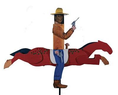 Marisol Escobar, John Wayne