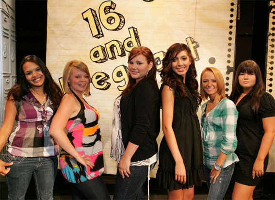 The original stars of 16 and Pregnant