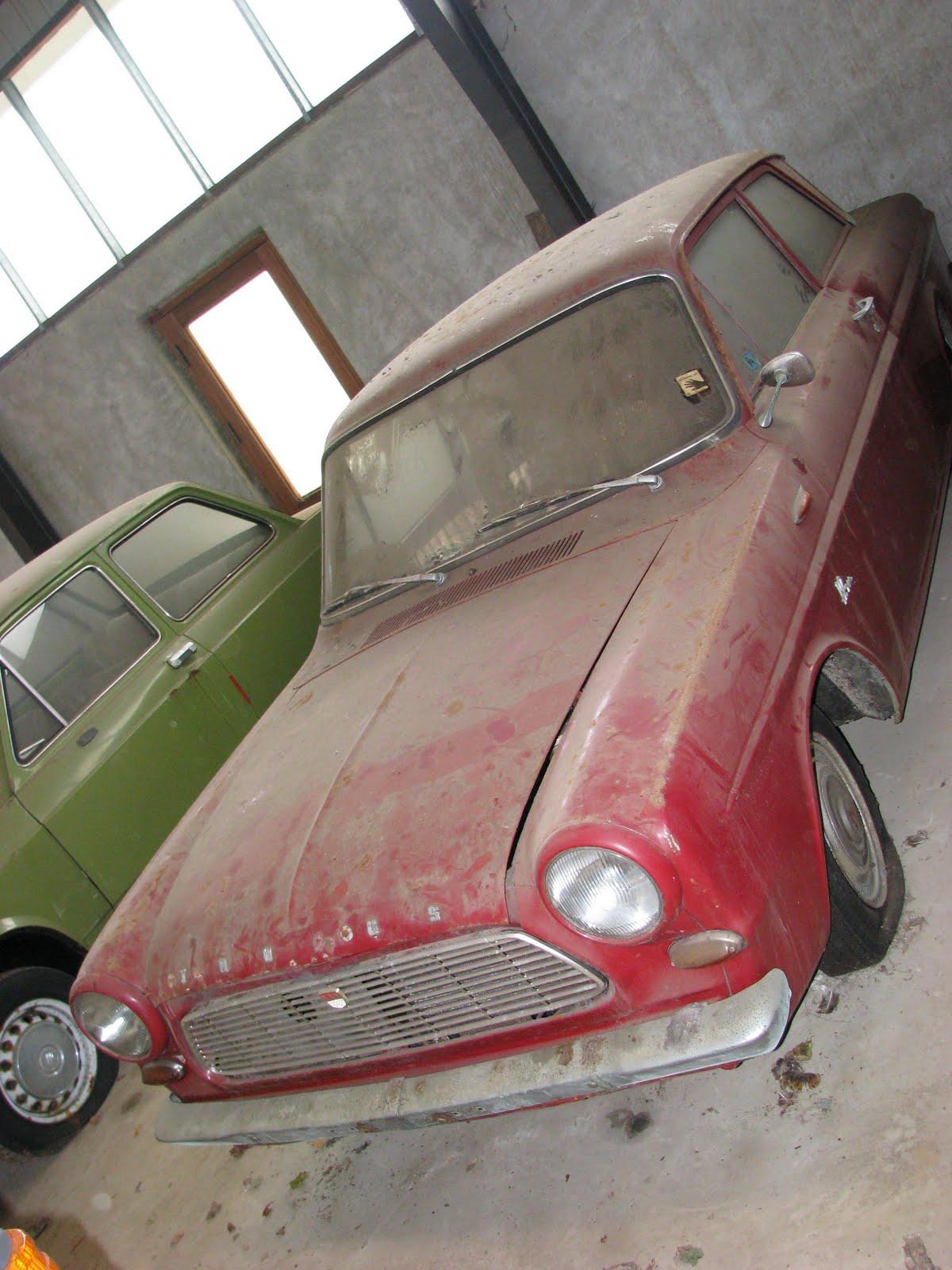 gamle fiat biler