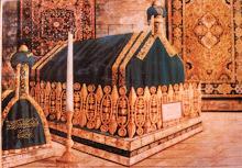 Makam Sayyidun Maulana Rasulullah Sollahu 'alaihi wasallam