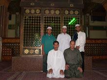 Makam Sayyidi Muhammad bin Sayyidina Abu Bakar as-Siddiq di Damsis