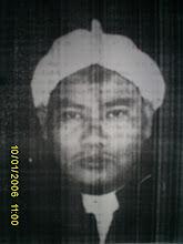 al-'Allamah Tuan Guru Hj Ghazali al-Ahmadi Pulai Chondong