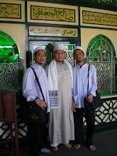 Makam Syaikhuna Sayyidi Syeikh Soleh al-Ja'fari