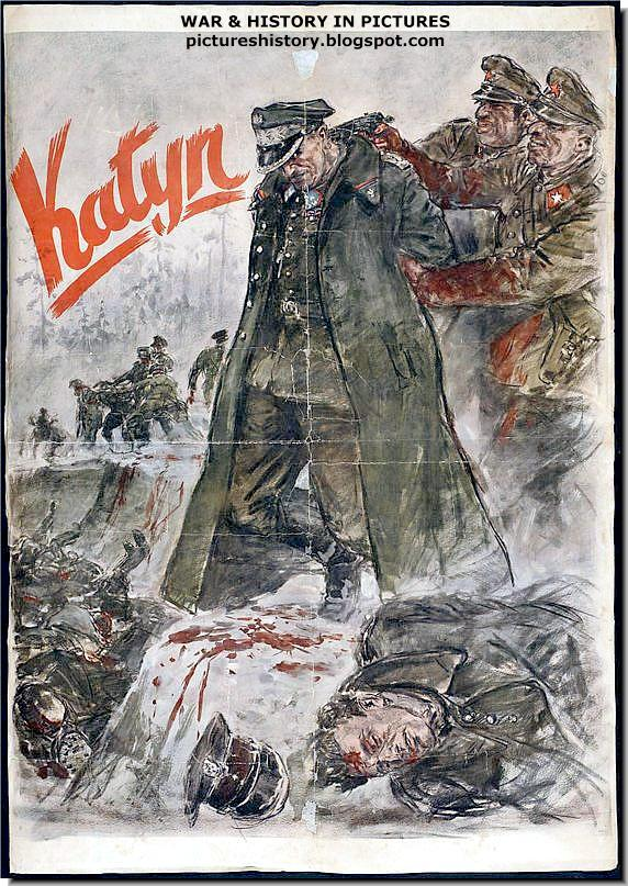 Katyn Forest massacre