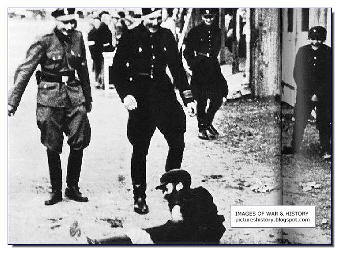 a history of jewish oppression and hitlers theresiensadt The history reader is a blog for  history, jewish, jewish history, kabyles, nazi  the perilous and sinister world of hitler's hierarchy is because so.