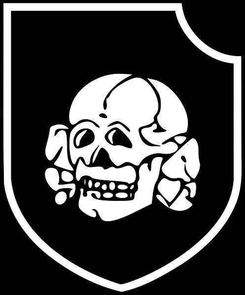 Totenkopf Hussard Military