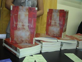 Presentación de mi segunda novela