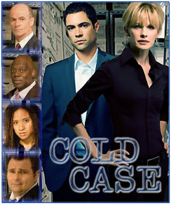 COLDCASE Cold Case 6ª Temporada RMVB Legendado