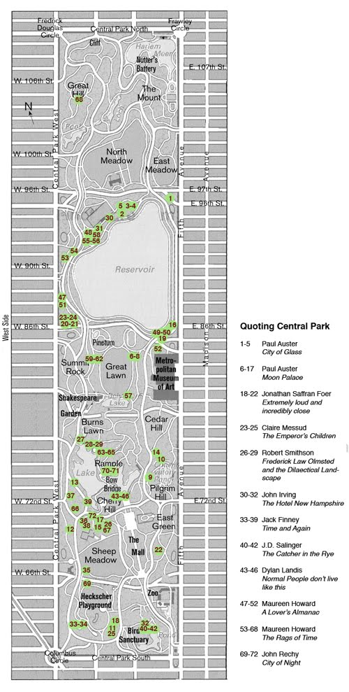 new york city central park map. central park map new york.
