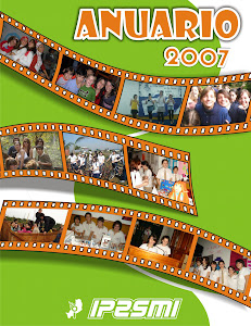 Tapa Anuario del Nivel Secundario 2007
