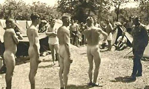 Nude male military physical exams reply, attribute