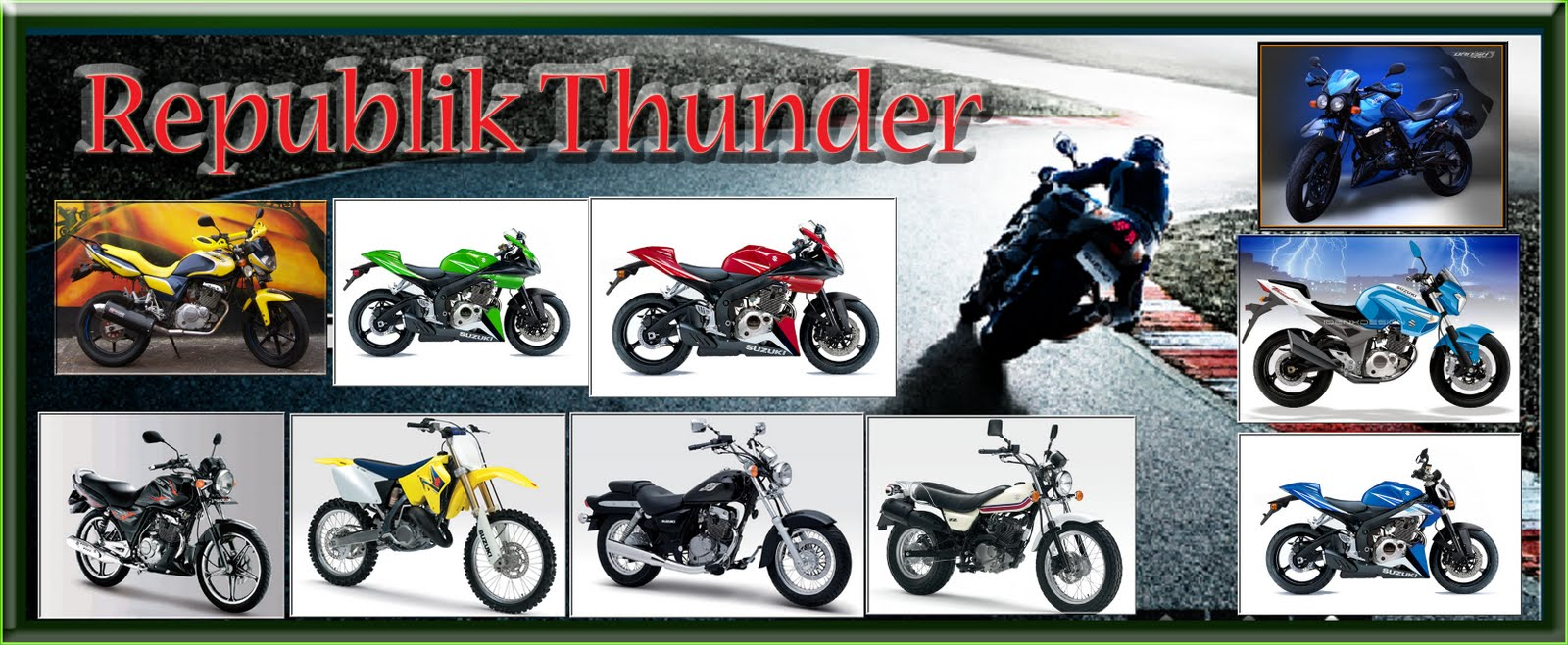 REPUBLIK THUNDER