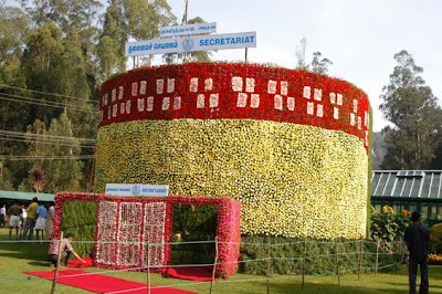 Latest Ooty Flower show stills