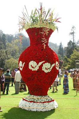 Latest Ooty Flower show photos