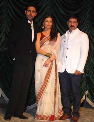 Aishwarya Rai in Raavan audio release function still
