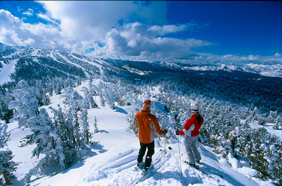 Lake Tahoe Ski Centers