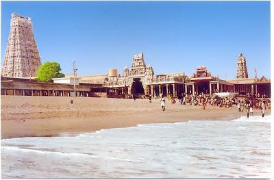 Tiruchendur-Murugan Temple