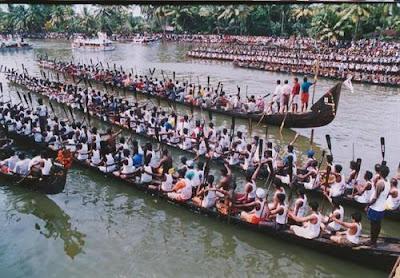 Allepey Boat Race