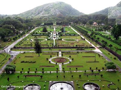 Malampuzha Garden Kerala