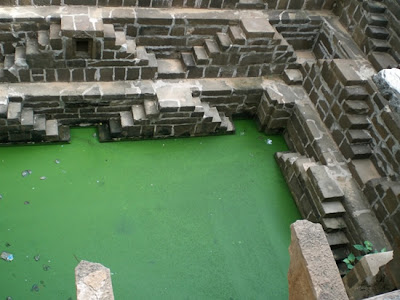 Chand Baori steep well - Amazing facts