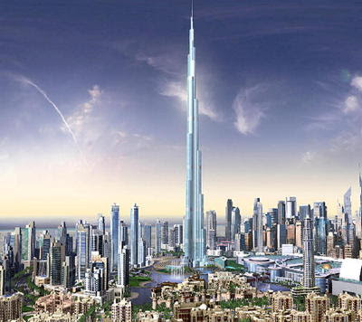 World's Tallest Tower - Dubai